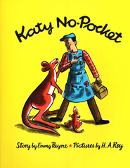Katy No-Pocket, Softcover   -     By: Emmy Payne