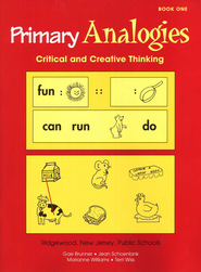 Primary Analogies, Book 1   -