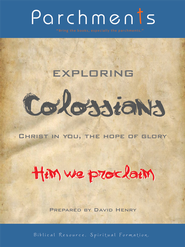 Exploring Colossians: Christ in You, the Hope of Glory - eBook  -     By: David Henry