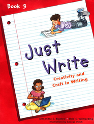 Just Write, Book 3   -