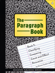 The Paragraph Book, Book 4   -     By: Dianne Tucker-LaPlount