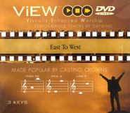 East To West, Accompaniment DVD   -     By: Casting Crowns