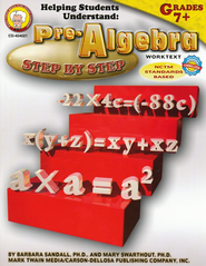 Helping Students Understand Pre-Algebra (7+)  -     By: Barbara Sandall