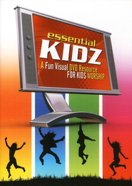 Essential Kidz Resource DVD  -