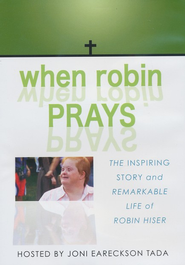 When Robin Prays DVD   -