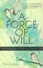 Force of Will, A: The Reshaping of Faith in a Year of Grief - eBook  -     By: Mike Stavlund