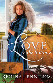Love in the Balance  - eBook  -     By: Regina Jennings