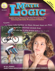 Math Logic  -     By: Q.L. Pearce