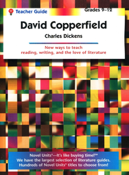 David Copperfield, Novel Units Teacher's Guide, Grades 9-12   -     By: Charles Dickens