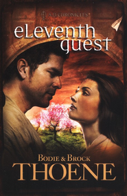 Eleventh Guest, A.D. Chronicles Series #11   -     By: Bodie Thoene, Brock Thoene