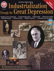 Industrialization through the Great Depression   -     By: Cindy Barden