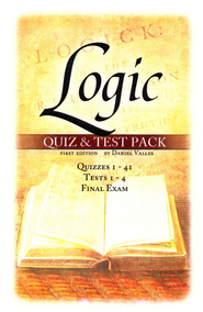 Logic Quiz Packs   -     By: Daniel Valles