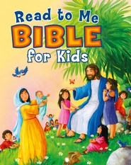 Read to Me Bible for Kids - eBook  -