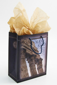 Man of God Gift Bag, Small  -