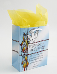 Confirmed in Christ Gift Bag, Small  -