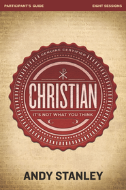 Christian Participant's Guide: It's Not What You Think - eBook  -     By: Andy Stanley