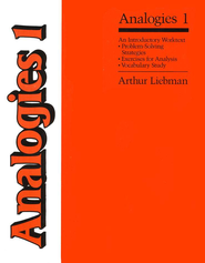 Analogies 1   -     By: Arthur Liebman