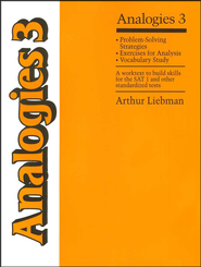 Analogies 3   -     By: Arthur Liebman