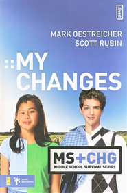 My Changes - eBook  -     By: Scott Rubin, Mark Oestreicher