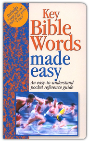 Key Bible Words Made Easy   -     By: Mark Water
