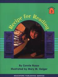 Recipe For Reading, Workbook 3   -     By: Frances Bloom, Nina Traub