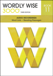 Wordly Wise 3000 Book 11 Audio CD, 3rd Edition   -