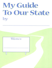My Guide to Our State, Grades 3-4   -