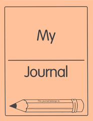 My Journal (All-Purpose), Grades 1-2   -