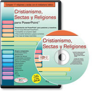 Christianity, Cults & Religions PowerPoint (Spanish Language)  [Download] -     By: Rose Publishing