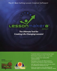 Lessonmaker 8 Adult Edition on CD-ROM   -