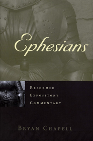 Ephesians: Reformed Expository Commentary [REC]   -     By: Bryan Chapell