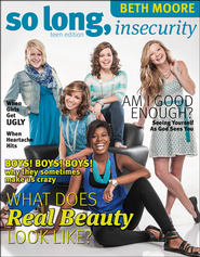 So Long, Insecurity: Teen Edition  -              By: Beth Moore, Susan Weibel