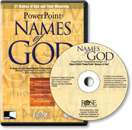 Names of God - PowerPoint   [Download] -