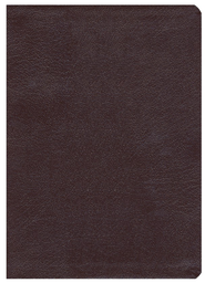 ESV Reformation Study Bible (2nd Edition) - Genuine Leather, Burgundy  -