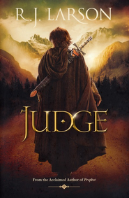 Judge (Books of the Infinite Book #2) - eBook  -     By: R.J. Larson