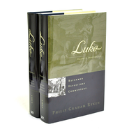 Luke, 2 Volumes: Reformed Expository Commentary [REC]  -     By: Philip Graham Ryken