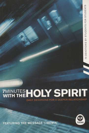 7 Minutes with the Holy Spirit: Daily Devotions for a Deeper  Relationship  -