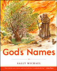 God's Names  -              By: Sally Michael