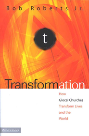 Transformation - eBook  -     By: Bob Roberts Jr.