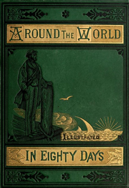 Around the World in 80 Days - eBook  -     By: Jules Verne     Illustrated By: L. Bennot
