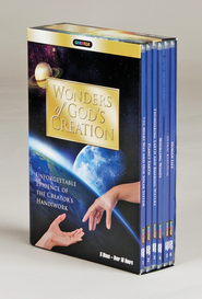 Wonders of God's Creation (6 DVD Set)   -