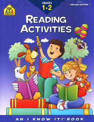 School Zone Reading Comprehension, An I Know It! Book, Grades 1-2   -