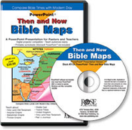 Then and Now Bible Maps - PowerPoint   [Download] -