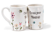 Count Your Blessings Mug  -