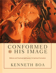 Conformed to His Image: Biblical and Practical Approaches to Spiritual Formation - Slightly Imperfect  -