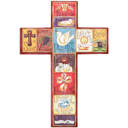 Name Above All Names Wall Cross  -              By: Krista Hamrick