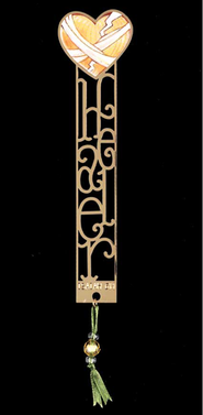 Name Above All Names Bookmark, Healer  -              By: Krista Hamrick