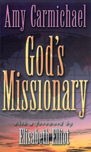 God's Missionary - eBook  -     By: Amy Carmichael