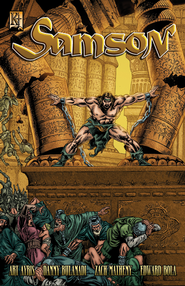 Samson - PDF Download  [Download] -     By: Art Ayris     Illustrated By: Danny Bulanadi