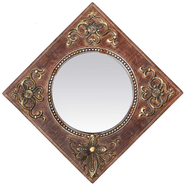 Crosses Wall Mirror  -